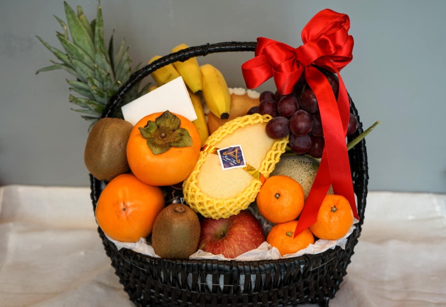 fruit basket gift delivery korea seoul