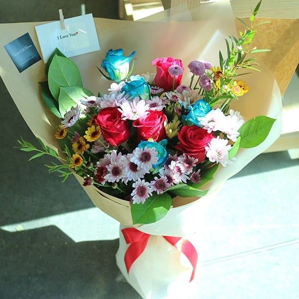 Dreamy Eyes Flower Bouquet Delivery Seoul Korea Flower Chocolate Snacks And Gift Delivery In Seoul And South Korea Korea S Most Trusted Online Flower And Gift Store With English Service And 350 Reviews
