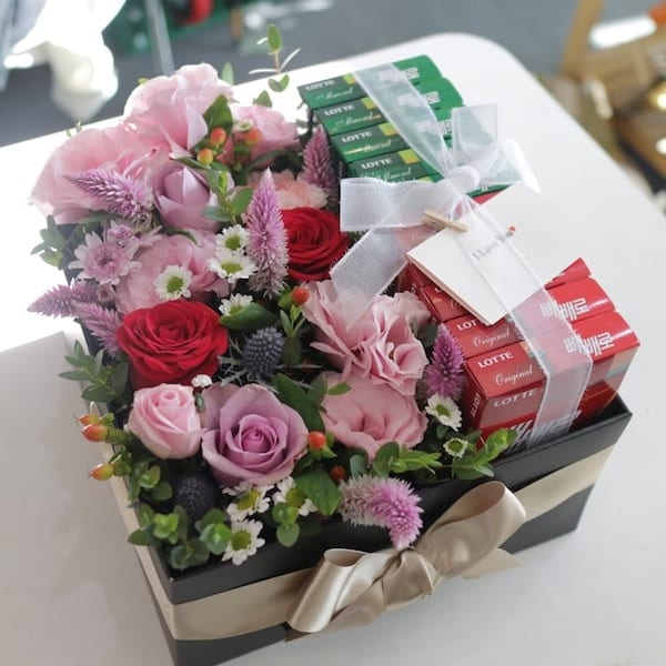 Beautiful Flowers Gift Images