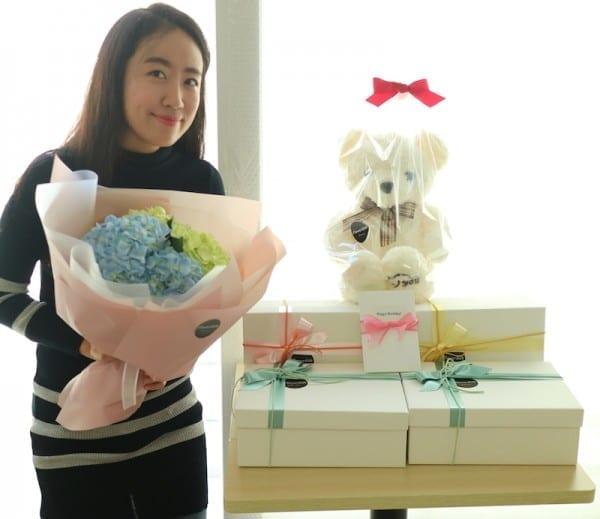 Flower Gift Korea Teddy Bears and Gifts
