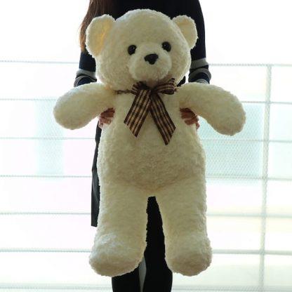 Flower Gift Korea Teddy Bear Gift to Korea