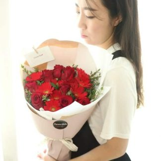 Flower Gift Korea bouquet to Seoul South Korea
