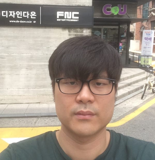 Selfie at FNC Entertainment ^^