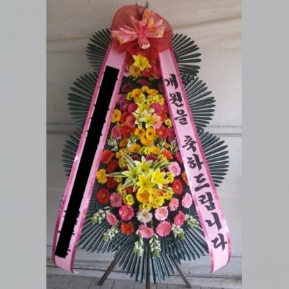 Congratulation flower Seoul South Korea