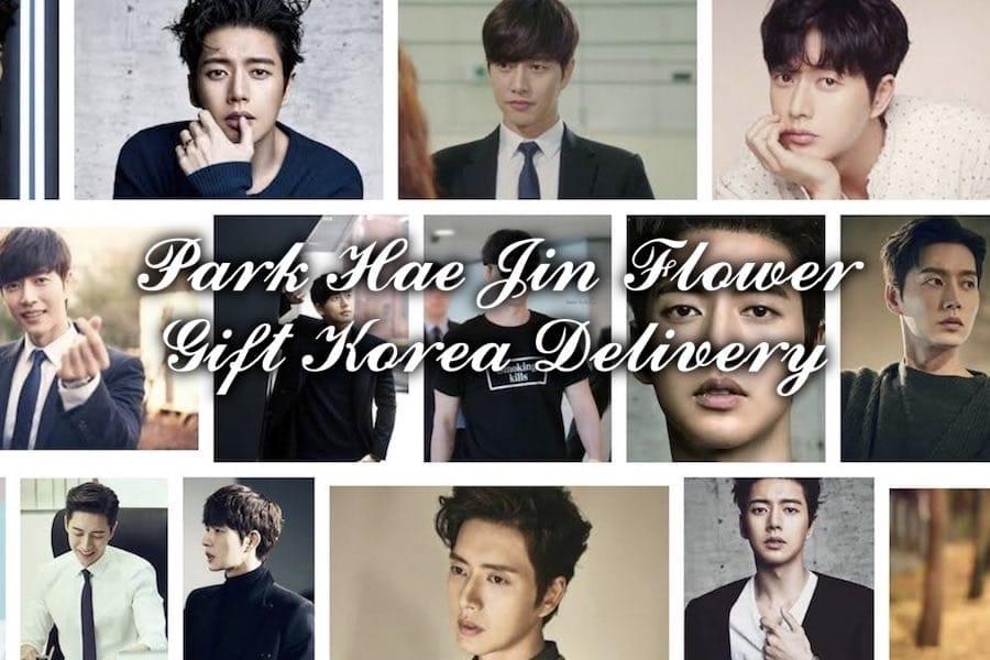 Park Hae Jin Flower Gift Korea Delivery